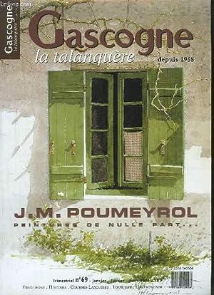 Gascogne, la talanquère depuis 1968, N°69 : CASTAGNON robert &