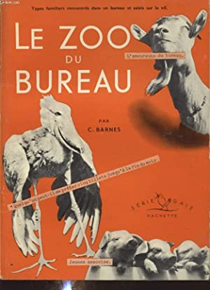 LE ZOO DU BUREAU: C. BARNES