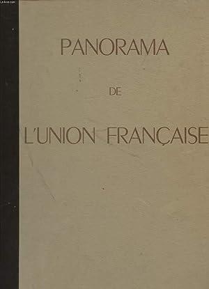 PANORAMA DE L UNION FRANCAISE: GENERAL JEAN CHARBONNEAU