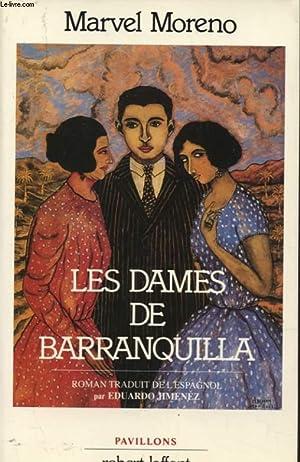 LES DAMES DE BARRANQUILLA: MARVEL MORENO