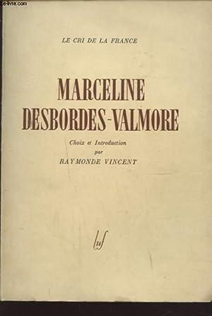 MARCELINE DESBORDES VALMORE: COLLECTIF