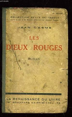 LES DIEUX ROUGES: JEAN D'ESME
