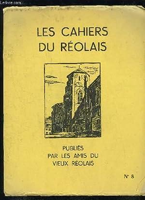 LES CAHIERS DU REOLAIS N° 8 - Couverture ; Eglise de St Macaire . P,LAViLLE Les sols et 1'...