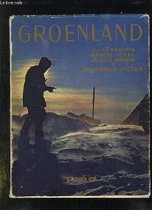 GROEN LAND 1948 - 1949.: VICTOR PAUL EMILE.