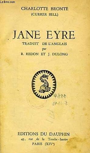 JANE EYRE: BRONTE CHARLOTTE (CURRER