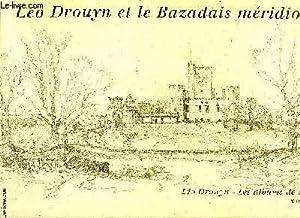LEO DROUYN ET LE BAZADAIS MERIDIONAL - COLLECTION LEO DROUYN LES ALBUMS DE DESSINS VOLUME 6: ...