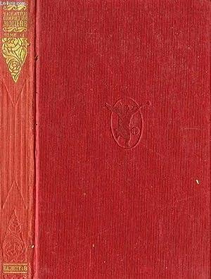 THEATRE COMPLET DE MOLIERE, TOMES 1, 2, 3, 4, et 5: MOLIERE