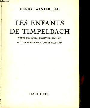 LES ENFANTS DU TIMBELPACH: WINTERFELD Henry