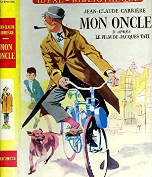 MON ONCLE: CARRIERE Jean-Claude