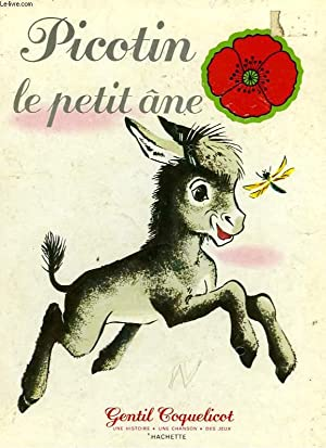 PICOTIN LE PETIT ANE: ANONYME