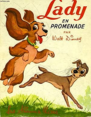 LADY EN PROMENADE: DISNEY Walt