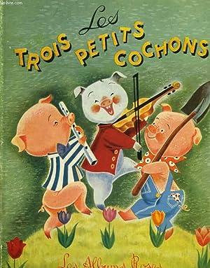 LES TROIS PETITS COCHONS: ANONYME