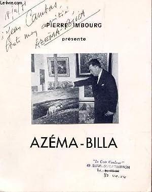 AZEMA-BILLA.: IMBOURG PIERRE