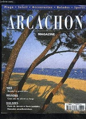 ARCACHON MAGAZINE N° 10 - EDITION 2003: COLLECTIF