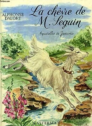 LA CHEVRE DE M. SEGUIN: DAUDET Alphonse, JANICOTTE