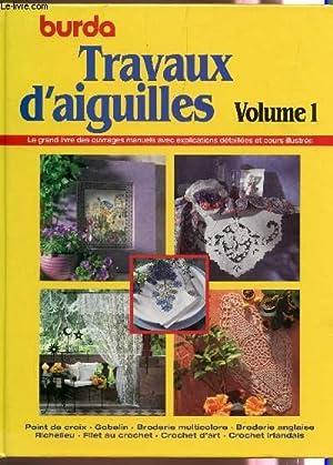 BURDA (K 624) - TRAVAUX D'AIGUILLES -: COLLECTIF