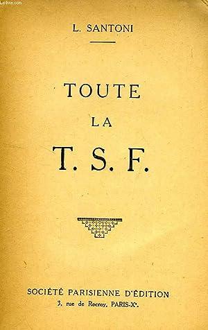 TOUTE LA T.S.F.: SANTONI L.