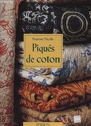 Piqués de coton: NICOLLE Francine