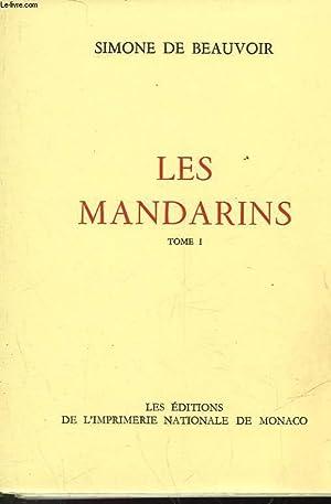 LES MANDARINS - TOME 1: BEAUVOIR SIMONE DE
