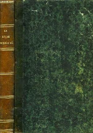 LE LIVRE DE BEAUTE KEEPSAKE POUR 1854: LESPES LEO