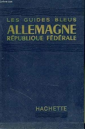 ALLEMAGNE, REPUBLIQUE FEDERALE: LEGROS Jacques