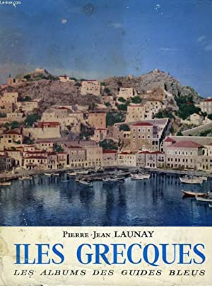 ILES GRECQUES: LAUNAY Pierre-Jean