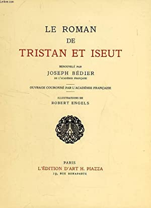 LE ROMAN DE TRISTAN ET ISEUT: BEDIER Joseph