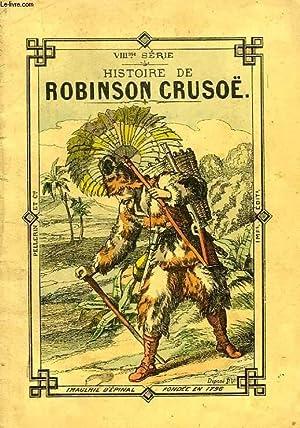 HISTOIRE DE ROBINSON CRUSOË: DEFOE DANIEL