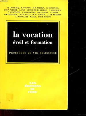 LA VOCATION EVEIL ET FORMATION - N°19: COLLECTIF