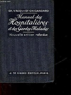 MANUEL DES HOSPITALIERES ET DES GARDES-MALADES: CHICANDARD