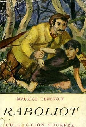 Raboliot.: GENEVOIX Maurice