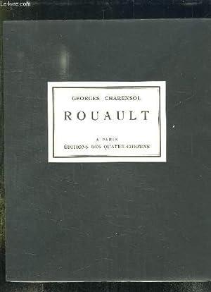 GEORGES ROUAULT. L HOMME ET L OEUVRE.: CHAREN.SOL GEORGES.