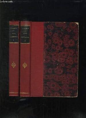 2 TOMES. ANNA KARENINE.15em EDITION.: TOLSTOI LEON.