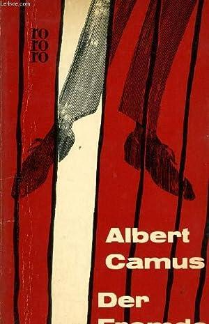 DER FREMDE: CAMUS ALBERT