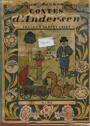 CONTES D'ANDERSEN / CE QUE FAIT LE: ANDERSEN / URIET
