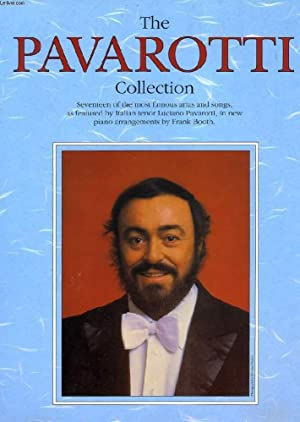 THE PAVAROTTI COLLECTION: BOOTH FRANK