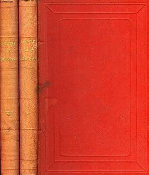 THEATRE DE DELAVIGNE, TOMES 3 (LE PARIA, L'ECOLE DES VIEILLARDS) & 4 (LA PRINCESSE AURELIE...