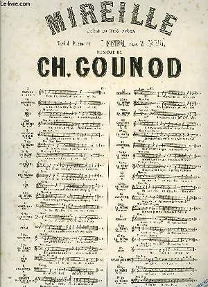 MIREILLE: GOUNOD Ch.