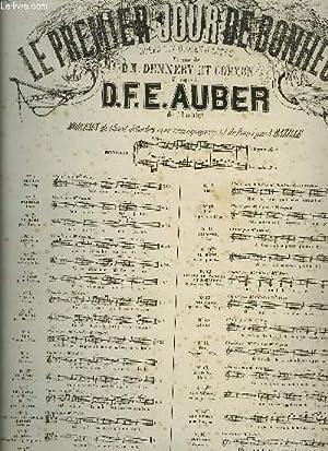 LE PREMIER JOUR DE BONHEUR: AUBER D.F.E. / DENNERY / CORMON