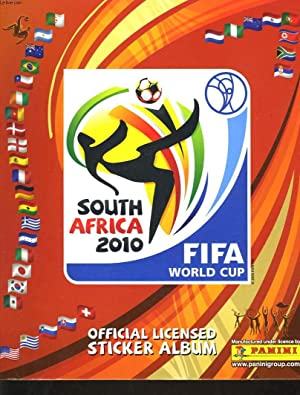 SOUTH AFRICA 2010. FIFA WORLD CUP. OFFICIAL: COLLECTIF