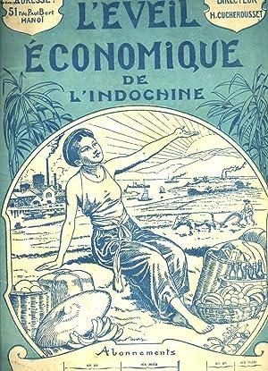L'EVEIL ECONOMIQUE DE L'INDOCHINE N°629, 13e ANNEE: H. CUCHEROUSSET