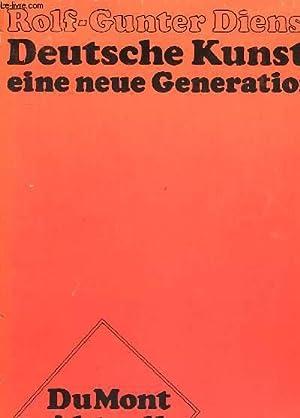 DEUTSCHE KUNST: EINE NEUE GENERATION: DIENST ROLF-GUNTER