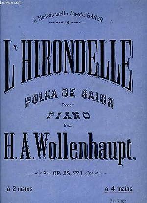 L'HIRONDELLE: WOLLENHAUPT H.A.