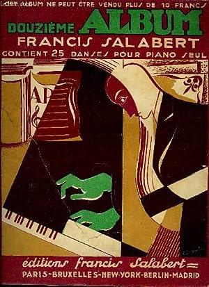 DOUZIEME ALBUM FRANCIS SALABERT: COLLECTIF