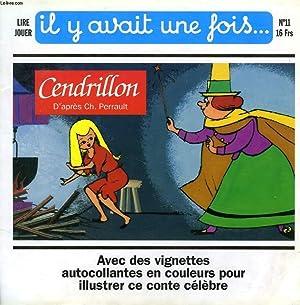 IL Y AVAIT UNE FOIS., N° 11,: PERRAULT Ch.