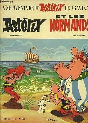 ASTERIX ET LES NORMANDS: GOSCINNY R., UDERZO