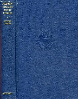 MODERN ENGLISH SHORT STORIES, SECOND SERIES: HUDSON Derek