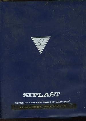 SIPLAST: FRANCE