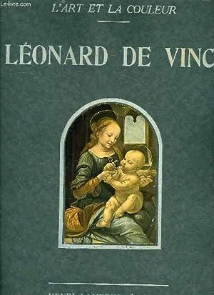 L'ART ET LA COULEUR, LEONARD DE VINCI: TERRASSE Charles