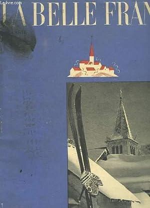 LA BELLE FRANCE N° 35 JANVIER 1938.: PLAQUEVENT PAUL.